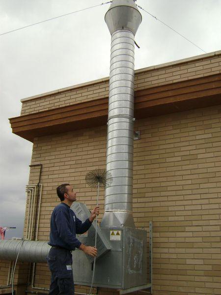 Control air limpieza campanas chimeneas extractores - Limpieza de chimeneas ...